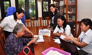 Lương hưu điều chỉnh theo hướng chia sẻ giữa người cao và thấp