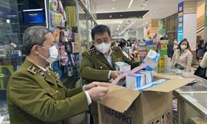 Giá khẩu trang y tế rớt thảm hại?