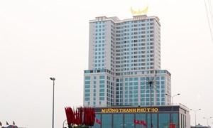 Kết luận của thanh tra Chính phủ chỉ rõ nhiều sai phạm quản lý sử dụng đất tại Phú Thọ