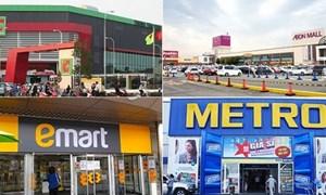 """Doanh nghiệp bán lẻ Việt Nam và """"cuộc chiến"""" thị phần ngay trên sân nhà"""