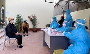Hỗ trợ tiền ăn 160.000 đồng/người/ngày với công tác chống dịch Covid-19 trong 5 ngày Tết Nguyên Đán 2021