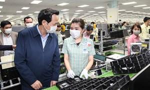 Quản lý chặt lao động xuất, nhập cảnh để phòng ngừa dịch nCoV