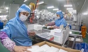 Miễn thuế nhập khẩu nguyên liệu, khẩu trang vẫn khan hiếm
