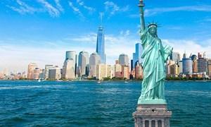 Những nơi giàu nhất nước Mỹ
