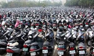 Người Việt mua xe máy nhiều thứ hai Đông Nam Á