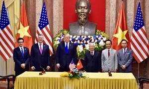 Hoa Kỳ - Việt Nam thúc đẩy quan hệ Đối tác toàn diện phát triển thực chất, hiệu quả