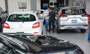 Ô tô SUV giảm giá mạnh
