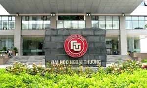 Chuyển hồ sơ điều tra vụ để ngoài sổ sách hơn 3 tỷ đồng tại Đại học Ngoại Thương