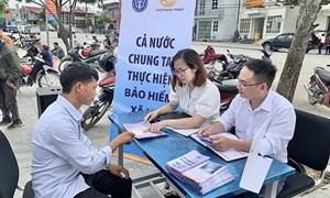 Bảo hiểm xã hội Việt Nam: Vượt khó phát triển người tham gia bảo hiểm xã hội