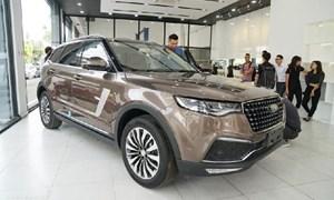 Ô tô Trung Quốc âm thầm lấy lòng khách Việt