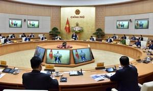 Thủ tướng Chính phủ chủ trì phiên họp Ủy ban quốc gia về Chính phủ điện tử