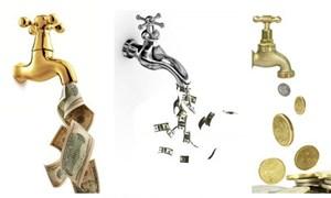 Tín dụng chững lại, dòng tiền đổ dồn về ngân hàng