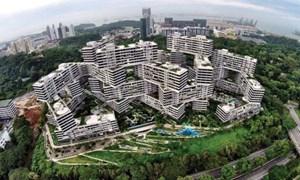 Những tòa chung cư có một không hai trên thế giới