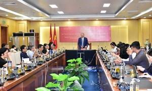 Tổng cục Thuế tổ chức hội thảo về quản lý thuế đối với hoạt động kinh doanh thương mại điện tử