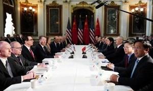Đàm phán thương mại Mỹ - Trung kéo dài đến tháng 4 do những bất đồng về thuế quan
