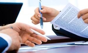 """Mua bán nhà """"trên giấy"""" cần được đưa vào Luật Kinh doanh bất động sản"""