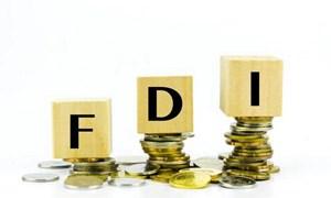 Quý I/2019, khu vực FDI