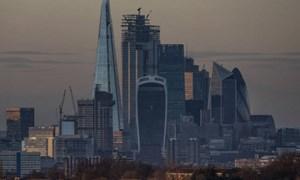 Anh: Triển vọng ảm đạm của lĩnh vực tài chính do Brexit