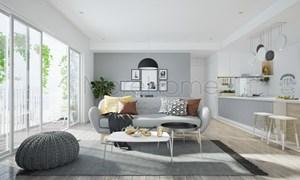 Ba phong cách thiết kế nội thất giúp căn hộ tiện nghi, sang trọng