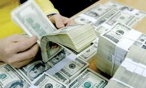Quý I/2019, dự trữ ngoại hối vượt mốc 65 tỷ USD
