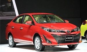 Giá Toyota Vios giảm mạnh tại đại lý, đã xuống dưới 500 triệu đồng