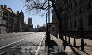 Thị trường bất động sản Anh