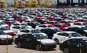 Quý I/2020, nhập khẩu ô tô các loại đạt 497 triệu USD, giảm 43,3% so với cùng kỳ