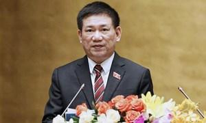 Quốc hội bỏ phiếu miễn nhiệm Tổng kiểm toán Nhà nước Hồ Đức Phớc và Ủy viên Thường vụ Quốc hội