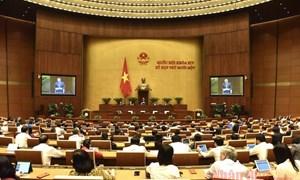 Quốc hội miễn nhiệm chức vụ Phó Thủ tướng Chính phủ cùng nhiều thành viên Chính phủ