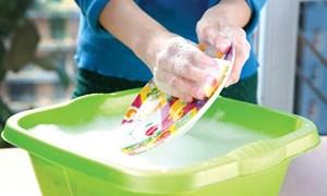 Xu hướng sử dụng chất tẩy rửa từ thiên nhiên