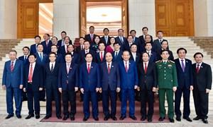 Tổ chức Lễ bàn giao công việc của Thủ tướng Chính phủ