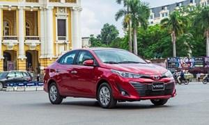 Top 10 ô tô hút khách nhất tháng 3/2020