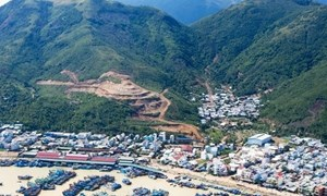 Khánh Hòa: Xây nhà trái phép tràn lan do buông lỏng quản lý
