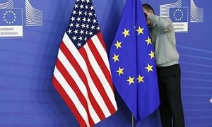 Các nước EU thống nhất khởi động đàm phán hiệp định thương mại với Mỹ