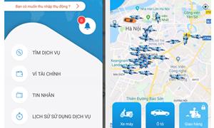 Thêm một ứng dụng Việt quyết chen chân vào thị trường gọi xe khốc liệt