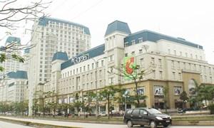 Cửa hàng truyền thống chiếm 90% diện tích trung tâm thương mại ở Hà Nội