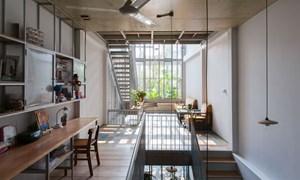 Xây thế nào để ngôi nhà hẹp mà vẫn có đủ không gian riêng cho các thành viên?
