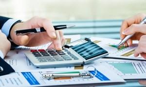 Kế toán thu hoạt động do ngân sách nhà nước cấp tại các đơn vị hành chính, sự nghiệp