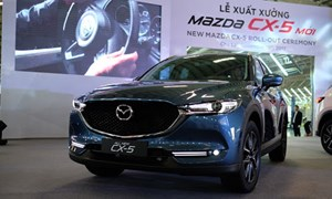 Mazda giảm giá hàng loạt mẫu xe trong 10 ngày cuối tháng 4
