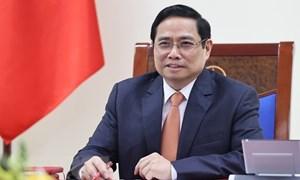 Chuyến công tác nước ngoài đầu tiên của Thủ tướng Chính phủ Phạm Minh Chính