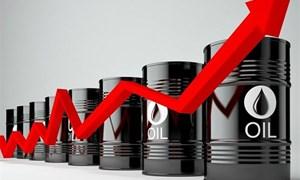Mỹ thắt chặt trừng phạt Iran, giá dầu tăng hơn 2%, lập đỉnh mới năm 2019