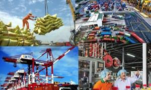Tác động từ xuất khẩu đến giá trị gia tăng của nền kinh tế