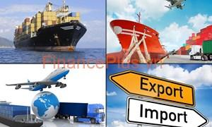 Kim ngạch xuất nhập khẩu hàng hóa tháng 4 đạt 40,5 tỷ USD