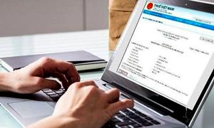 Xử lý sự cố trong quá trình thực hiện giao dịch thuế điện tử