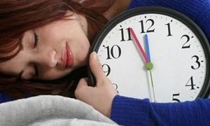 Thời gian ngủ tốt nhất cho sức khỏe là bao nhiêu giờ?
