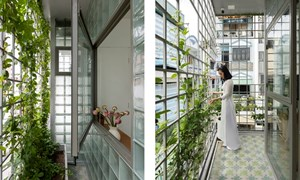 Đất 18 m2, gia chủ Sài Gòn làm nhà