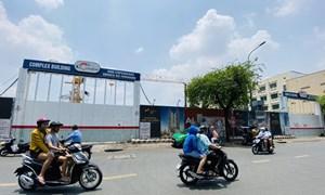 Thị trường địa ốc hút mạnh vốn FDI