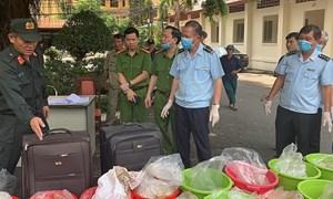Cục Hải quan TP. Hồ Chí Minh bắt giữ vụ vận chuyển trái phép 500kg ma tuý Ketamine