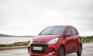 Thị trường xe ô tô tháng 4/2019: Hyundai Grand i10 bất ngờ