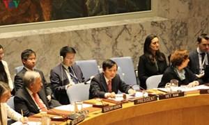 Tăng cường hợp tác giữa Liên hợp quốc và ASEAN trong duy trì hòa bình và an ninh quốc tế
